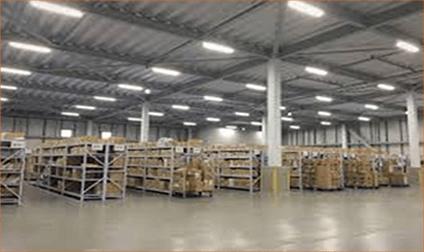 Small warehouse (100m2)