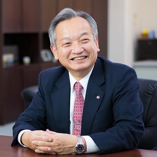 カンダホールディングス代表取締役社長勝又一俊