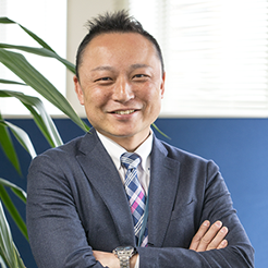 東日本営業部 部長